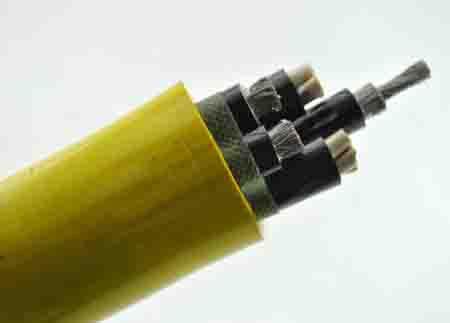 矿用低压橡套软电缆