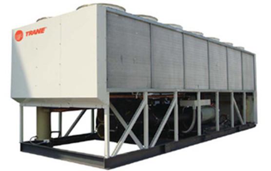 湖北特灵中央空调安装工程