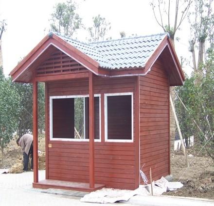 兴义碳化木木屋