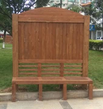 防腐木木凳