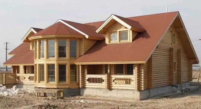 兴义防腐木木屋设计