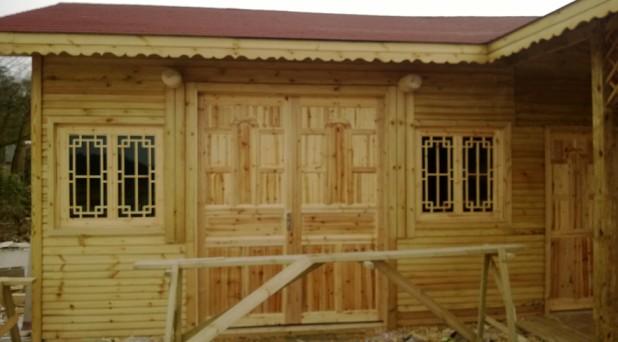 黔西南防腐木木屋