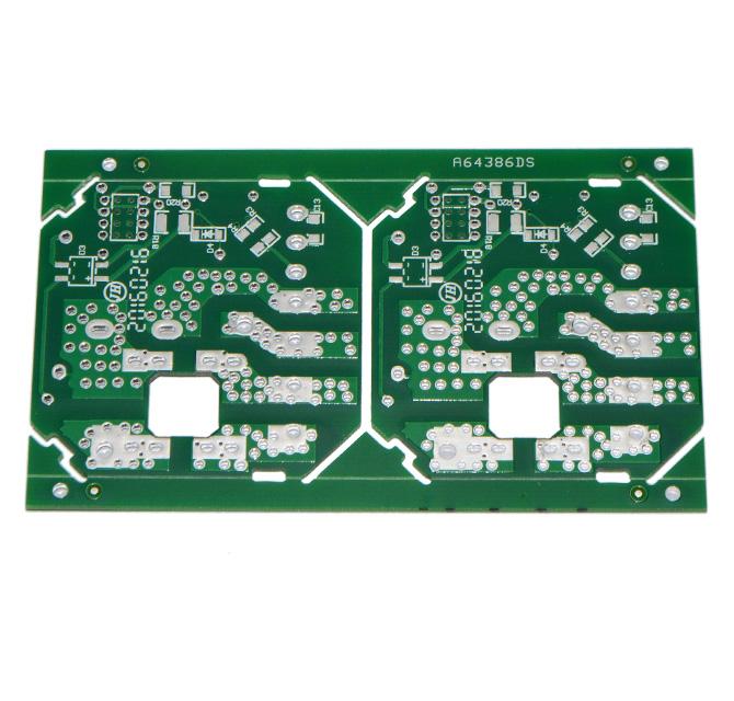 温度控制器线路板
