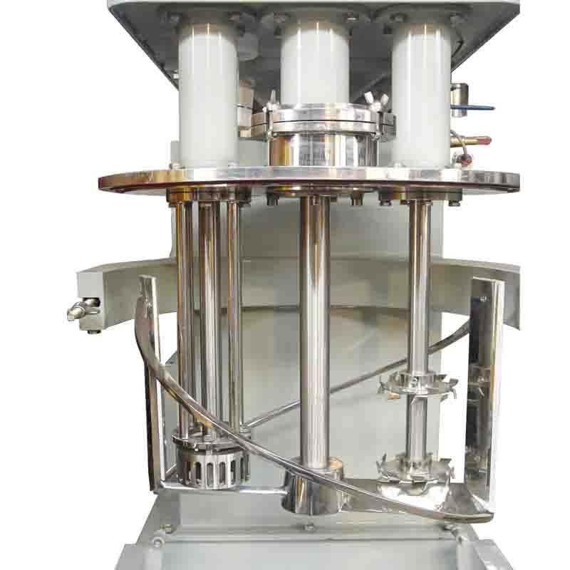 三轴分散搅拌机