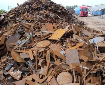 贵阳废铁回收厂