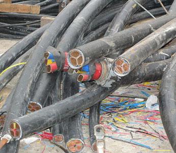 贵州电线电缆回收