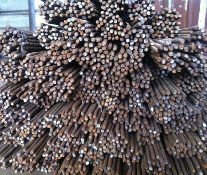 贵州废旧钢筋回收