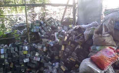 贵阳废旧电瓶回收