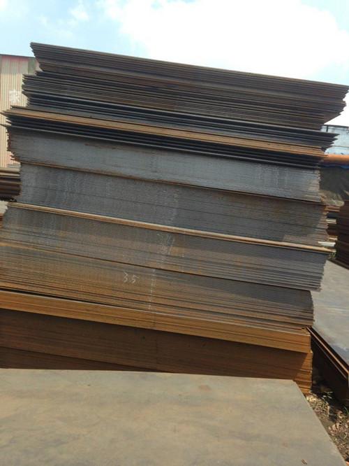 武汉钢板价格