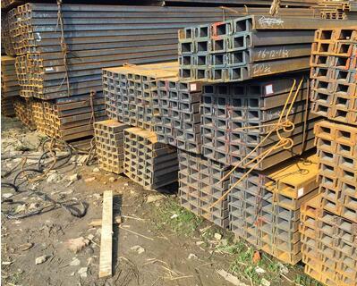 武漢槽鋼銷售