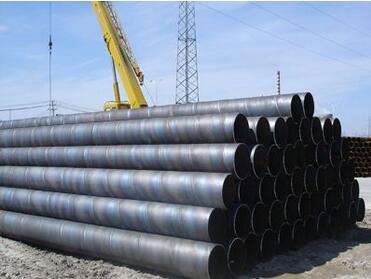 螺旋焊管生产厂