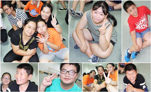 武汉学生运动减肥