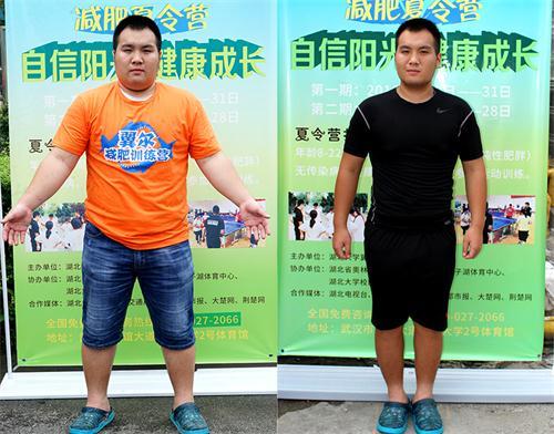 武汉21天减肥训练班