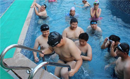 武汉运动减肥暑假班