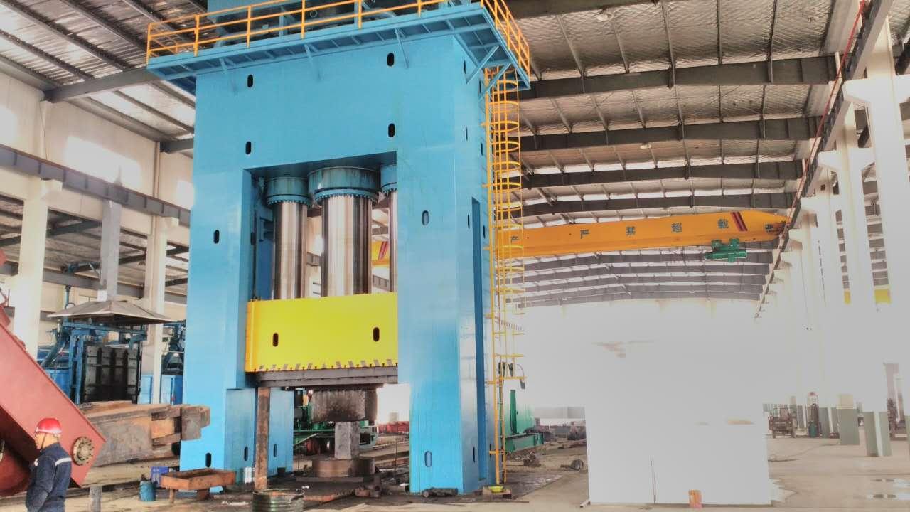 10000吨热模鍛造液压机