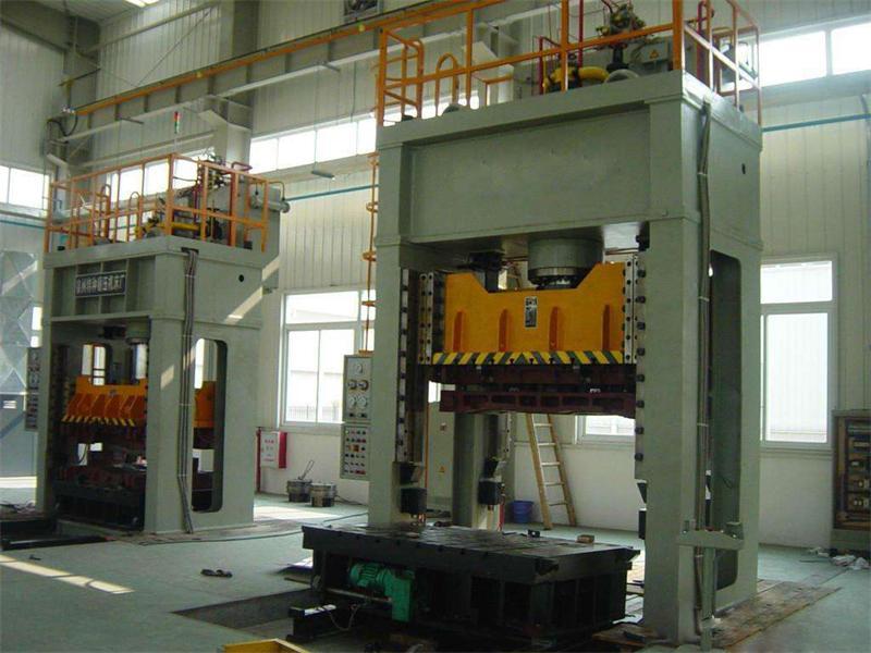 上海重型模锻液压机