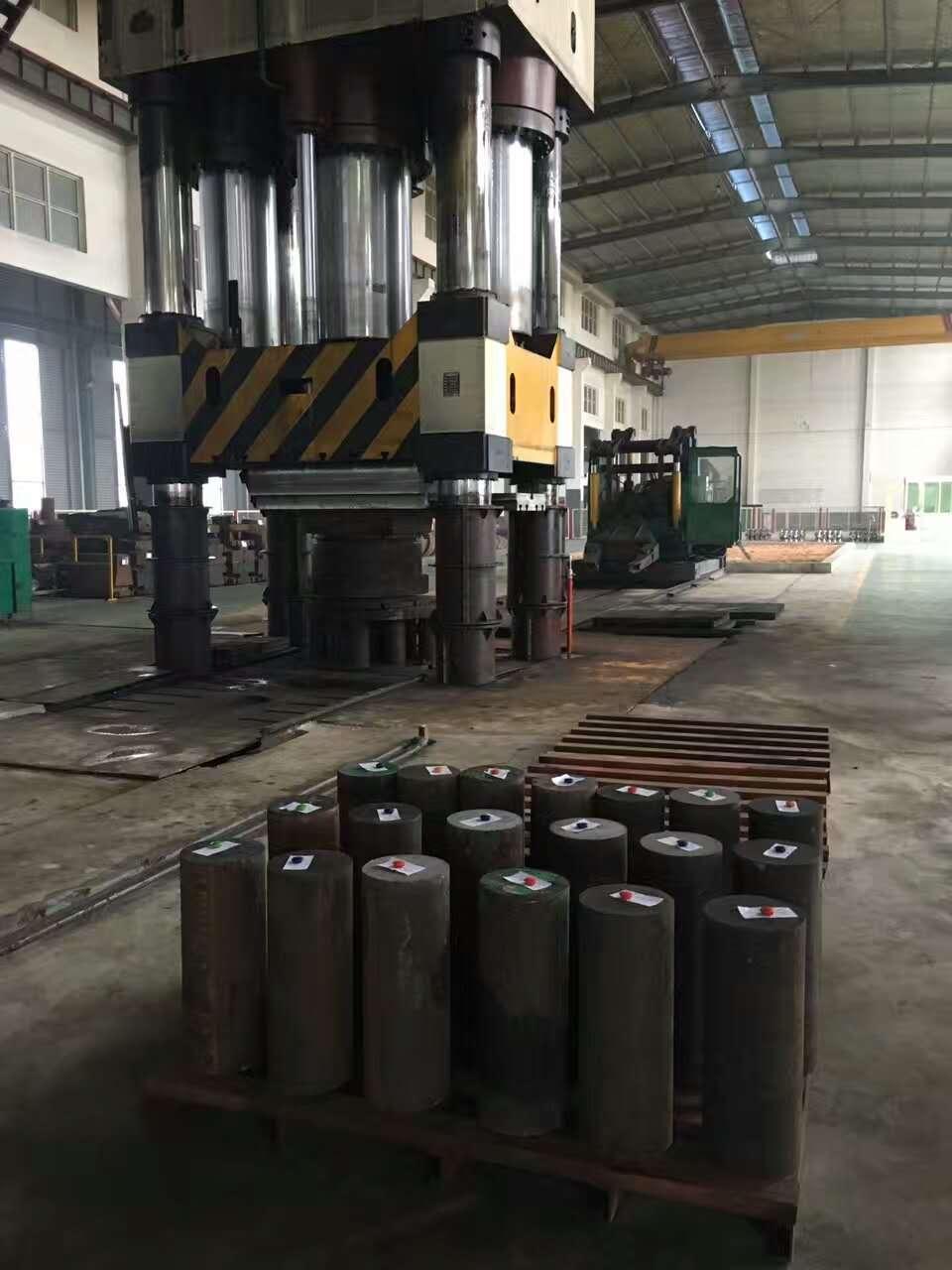 4000噸模鍛液壓機