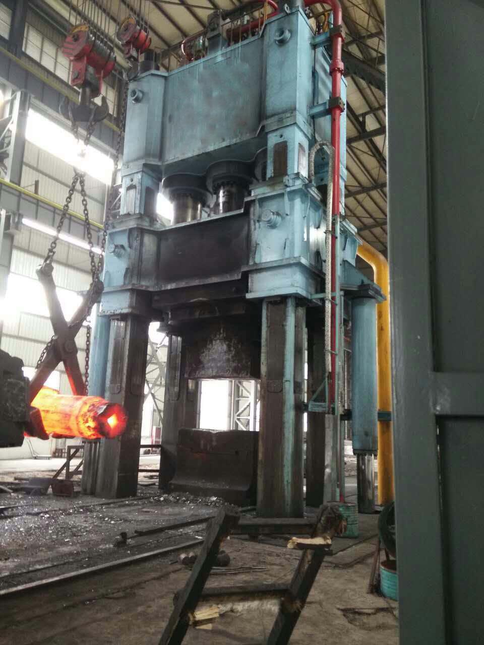 5000噸鍛造液壓機