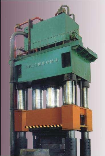1000吨锻造液压机