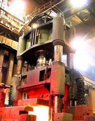 4000吨锻造液压机