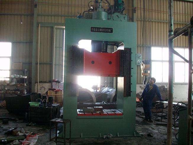 【揭秘】锻造液压机品牌 快速锻造液压机生产厂家