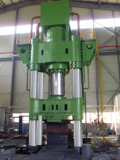500吨快速锻造液压机