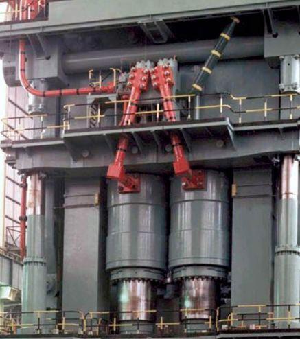 江苏大型模锻液压机