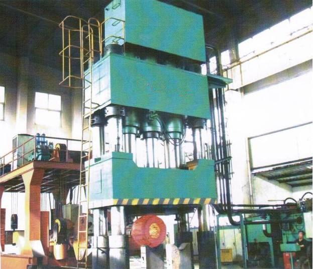 江苏4000T锻造液压机