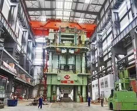 江苏1000吨模锻液压机
