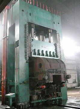 快速锻造液压机江苏重型模锻液压机