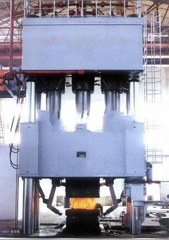 自动压锻造液压机