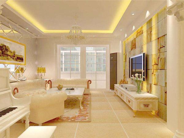 遵义客厅装饰设计