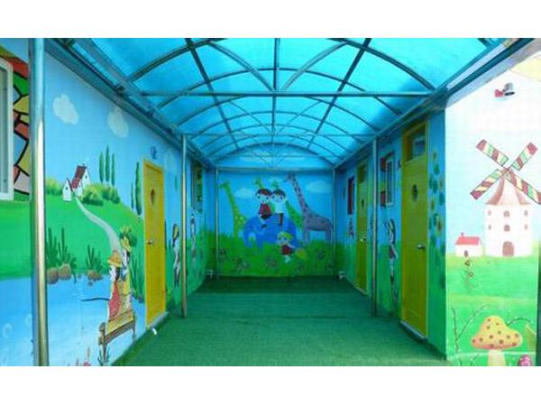 遵义幼儿园彩绘