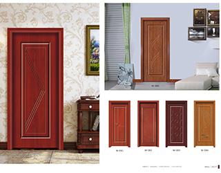 实木工艺套装门M-079