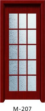 玻璃门系列M-207