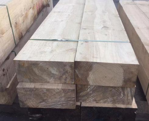建筑用木方