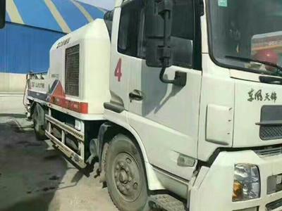 石家庄车载泵租赁