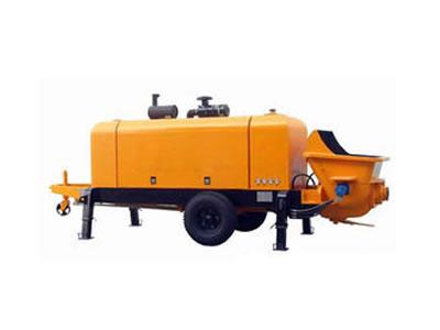 河北混凝土泵租赁