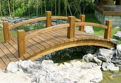 毕节防腐木木桥