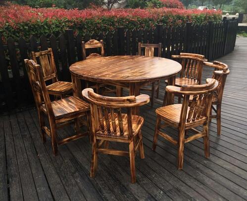 防腐木家具