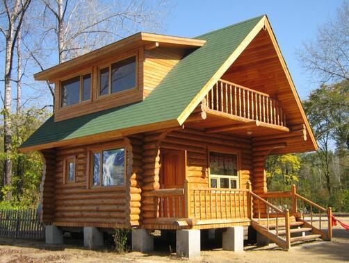 黔西防腐木木屋