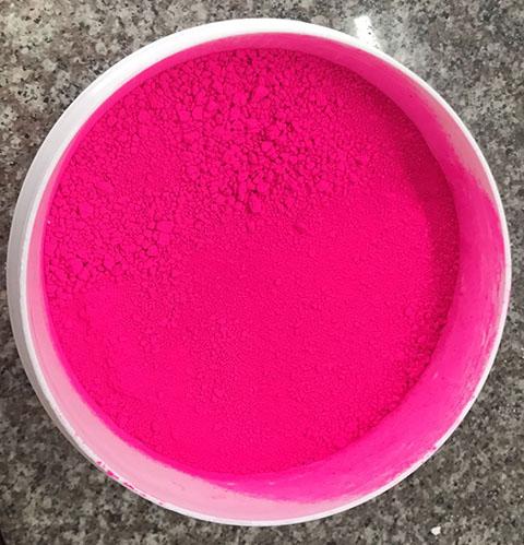 塑胶配色专用多彩色粉