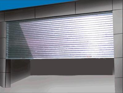 贵州防火卷帘门安装