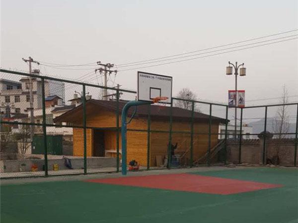 毕节篮球场围网