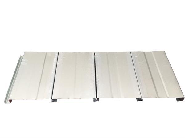 压型钢板安装