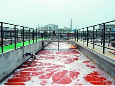 印染污水处理