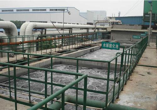 印染厂废水处理