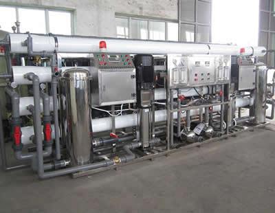 电镀厂污水处理