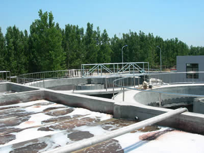 石家庄造纸厂污水处理