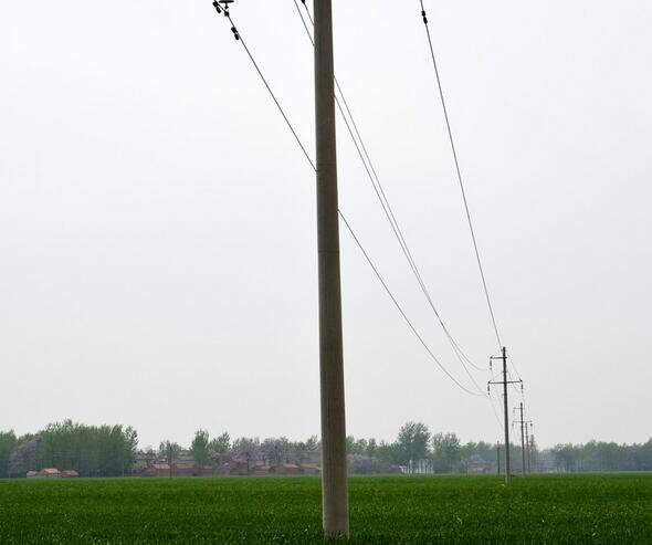 貴陽電線杆
